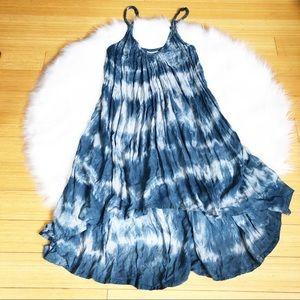 Designer Amalita Tie-Dye Coverup/Dress S/M